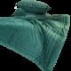 Велюровый плед Fascino 140x200 Fazzini