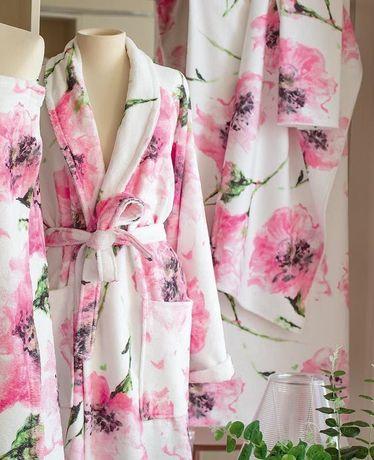 Махровый халат Anemone Blumarine