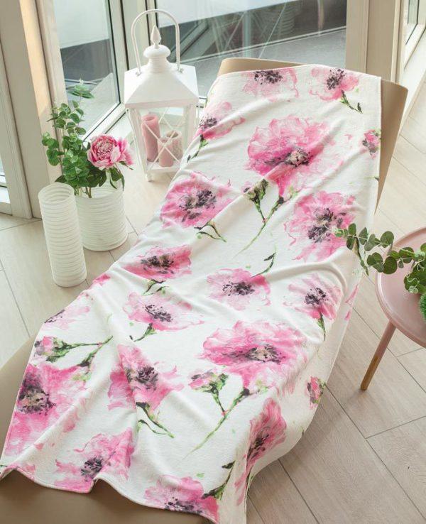 Пляжное полотенце Blumarine Anemone