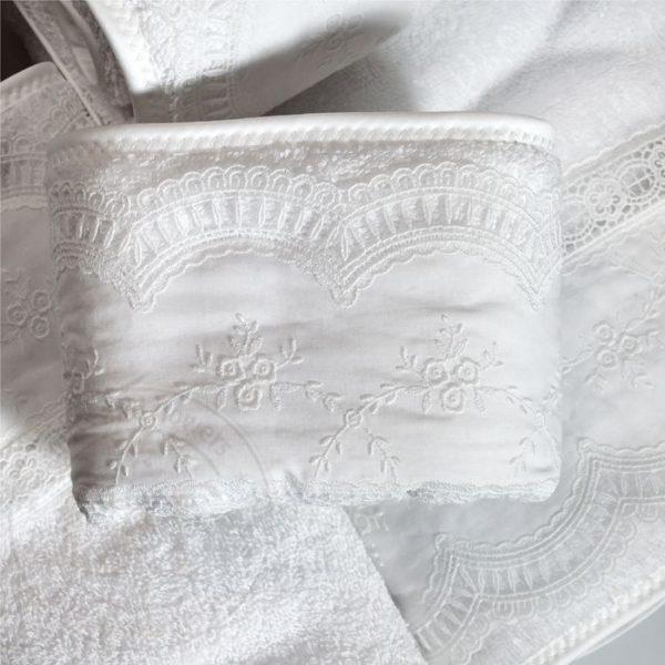 Набор полотенец Svad Dondi Emilia белый