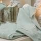 Набор полотенец Blugirl Eva мята