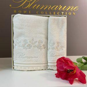 Набор полотенец Blumarine Delizia бежевый