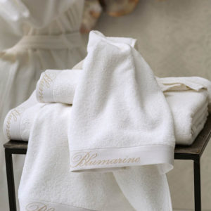 Набор полотенец Blumarine Spa Bianco