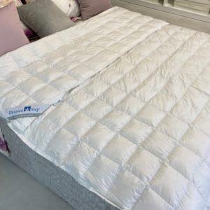Пуховое одеяло 220Х240 G800 Classic Winter DaunenStep