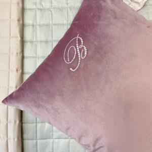 Декоративная подушка Blumarine BLU VELVET Fard