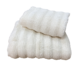 Полотенце банное Carrara Luxury молочный 100x150