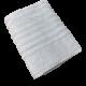 Полотенце банное Carrara Luxury серый 100x150
