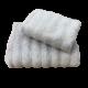 Набор полотенец Carrara Luxury серый 40х60,60х110