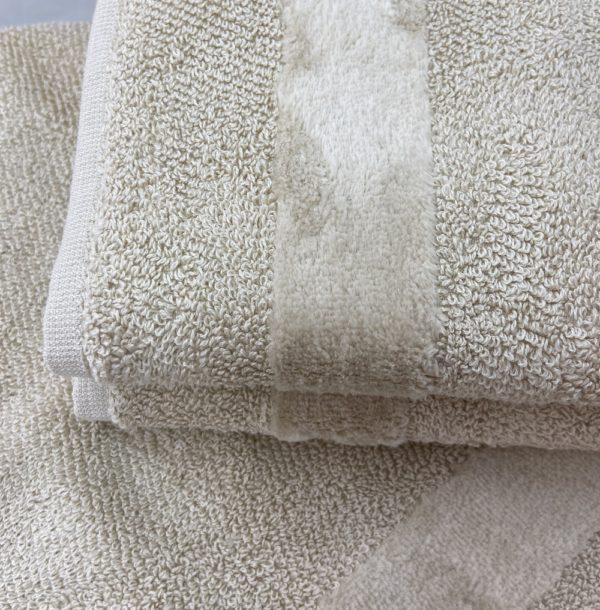 Полотенце маленькое Carrara Fyber Polvere 40x60