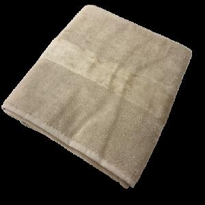 Полотенце банное Carrara Fyber Cappuccino 100x150