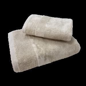 Полотенце среднее Carrara Fyber Polvere 60x110
