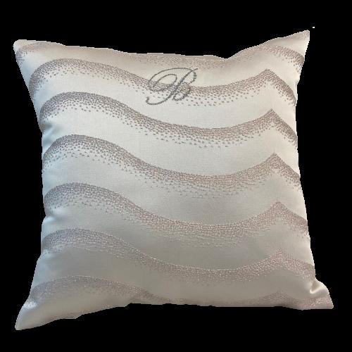Подушка декоративная Blumarine Jasmine пудровая