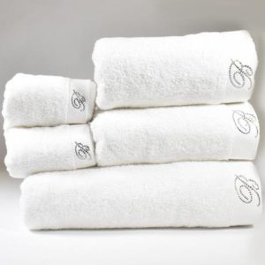 Набор полотенец Blumarine Benessere Bianco 5 штук